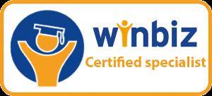 Winbiz Certified Specialist