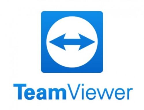 Téléassistance via le Quick Support de Team Viewer